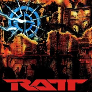 Ratt - Detonator - promo cover pic - 1990 - #MORILF9943303