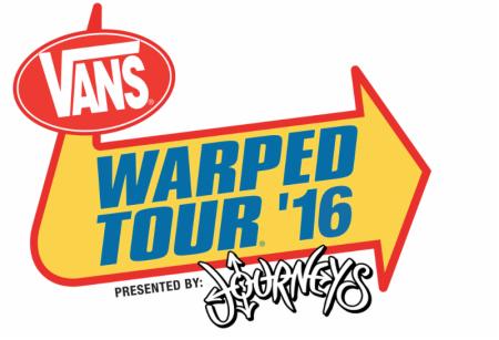 Vans Warped Tour - 2016 - promo logo - #MO0099ILMF