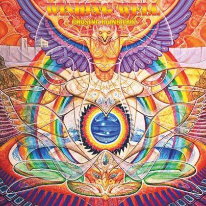 Wishing Well - Chasing Rainbows - promo album cover pic - #MO999ILMFS33