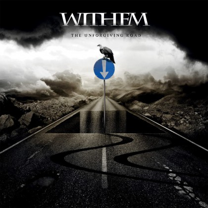 Withem - The Unforgiving Road - promo album cover pic - 2016 - #009339ILMF