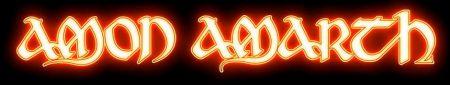 Amon Amarth - band logo - 2016 - #MO099INABFG