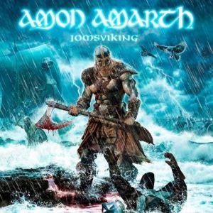 Amon Amarth - Jomsviking - promo cover pic - 2016 - #44MO9339ILGP
