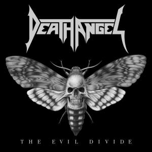 Death Angel - The Evil Divide - promo album cover pic - #MO77799433