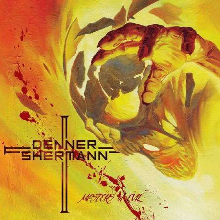 Denner Shermann - Masters Of Evil - promo album cover pic - 2016 - #MO999669ILMFMS