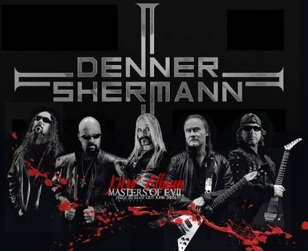 Denner Shermann - promo band pic - Masters Of Evil - 2016 - #MO990099ILMFNM