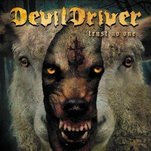 DevilDriver - Trust No One - promo album cover pic - 2016 - #MOILMF99099