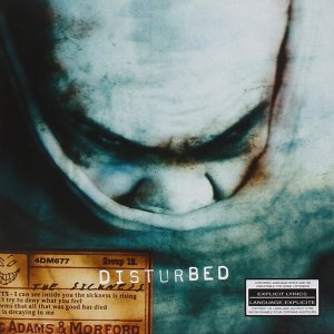 Disturbed - The Sickness - promo album cover pic - #MO00330033ILMFNGGO