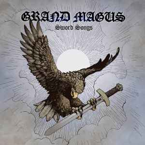 GRAND MAGUS - Sword Songs - promo cover pic - #MO88999ILMF