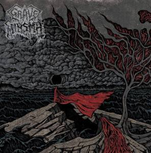 Grave Miasma - Endless Pilgrimage - promo cover pic - 2016 - #772229MOILNFO