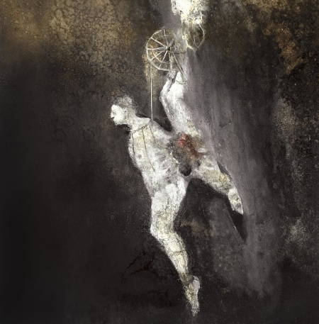Grey Heaven Fall - Black Wisdom - promo album cover pic - #MO099ILMFMN