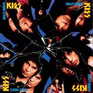 KISS - CRAZY NIGHTS - album cover pic - #M)83389ILNMFSO