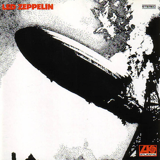 Led Zeppelin - debut album - promo cover pic - 1969 - #MO9973ILMFNO