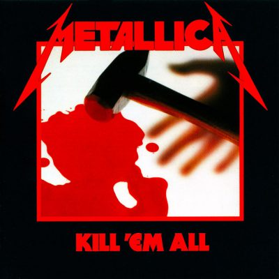 Metallica - Kill Em All - promo album cover pic - 2016 - #MO933266ILMFNMS