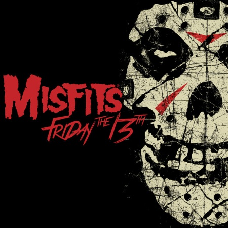 MISFITS - Friday The 13th - promo EP cover pic - 2016 - #MO9933ILMFSO