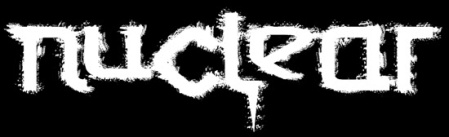 NUCLEAR - Classic Band Logo - 2016 - #0099ILMFMO