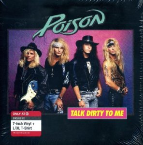 Poison - Talk Dirty To Me - 45rpm - Target Version - #MO9900ILMF
