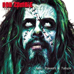 Rob Zombie - past present future - promo album cover pic - #2003MO99099