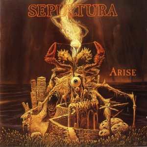Sepultura - Arise - promo album cover pic - #MO0099ILMFNSPM