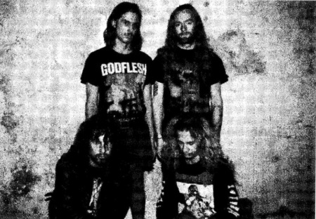 Sewercide - promo band pic - 2016 - #MO999ILMF343
