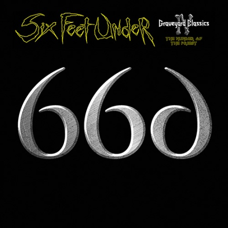 Six Feet Under - The Number Of The Priest - promo album cover pic - #MO99099ILMFN