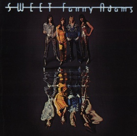 Sweet - Sweet Fanny Adams - promo album cover pic - #MO99997