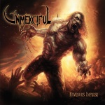 Unmerciful - Ravenous Impulse - promo album cover pic - 2016 - #9339MOILMFS