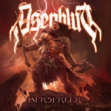Asenblut - Berserker - promo album cover pic - 2016 - #MO99ILMNF333