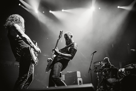 Baroness - live band pic - 2016 - #MO333ILMFSOT99499