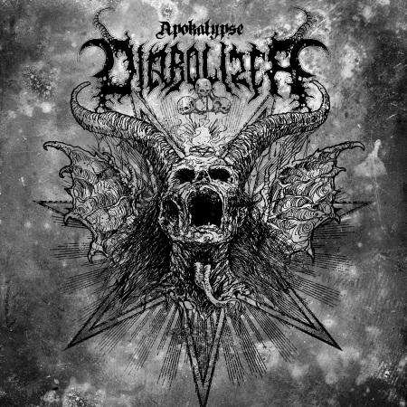 Diabolizer - Apokalypse - promo album cover pic - 2016 - #4477MOILMFSO33