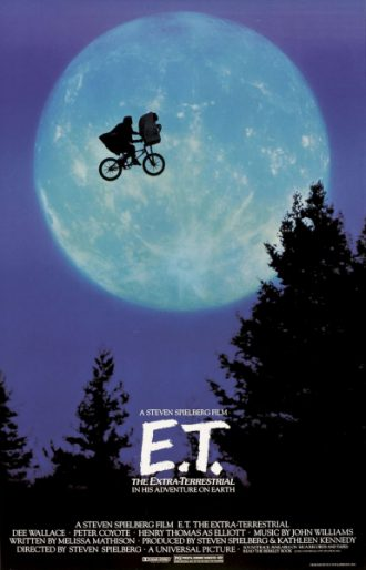 ET - promo movie poster pic - 1982 - #MOET99ILMFNSO99