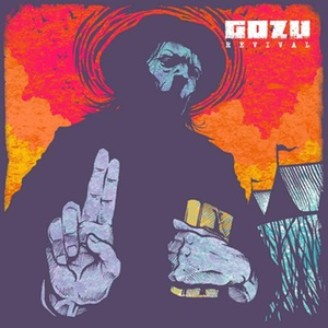 Gozu - Revival - promo album cover pic - 2016 - #MOILMN77799SO