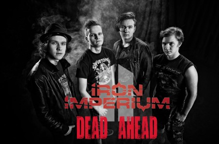 IRON IMPERIUM - Dead Ahead - Band promo pic - 2016 - #MO990333ILMFSO