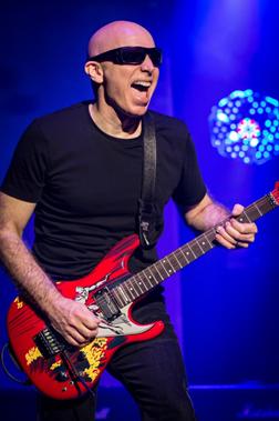 Joe Satriani - Surfing To Shockwave Tour - 2016 - promo pic - #MO99ILMNDSO3333