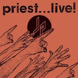 JUDAS PRIEST - Live - promo album cover pic - #1987MO9933ILMFSO