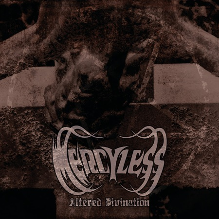 Mercyless - Altered Divination - promo cover pic - 2016 - #MO999ILMFNS33