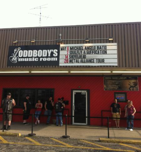 Oddbodys - Dayton - Ohio - May 7 - 2016 - credit - Stone - Metal Odyssey - #MOILMFSO33