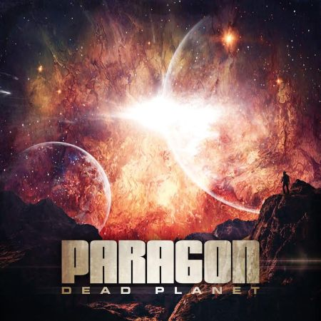 Paragon - Dead Planet - promo album cover pic - 2016 - #MO999ILMFSO3357