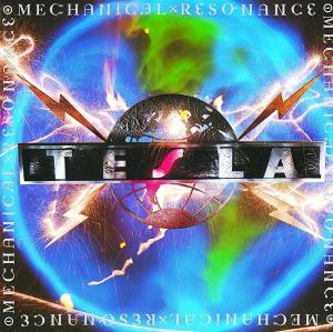 TESLA - Mechanical Resonance - promo album cover pic - 1987 - #MO00999ILMGFS