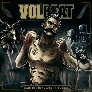 Volbeat - Seal The Deal & Lets Boogie - promo album cover pic - 2016 - #MO999ILMFNSO