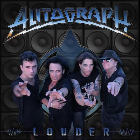 Autograph - Louder - EP cover promo pic - 2016 - #MO990099