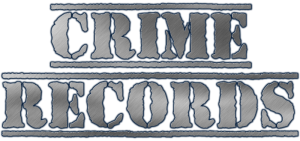 Crime Records - logo - #MO00999ILMFN