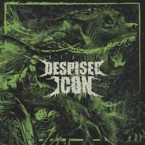 Despised Icon - Beast - promo album cover pic - 2016 - #966ILMFNSO8836