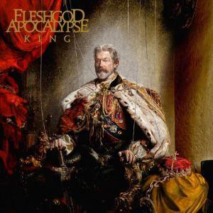 Fleshgod Apocalypse - King - promo cover pic - 2016 - #MO66333ILMF