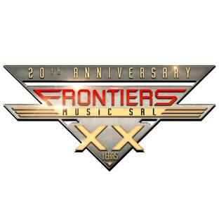 Frontiers Music srl - XX logo - 2016 - #MO9099ILMFNSO44