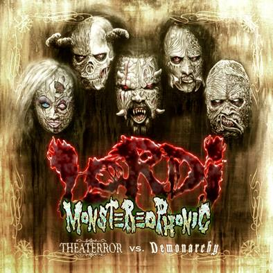 Lordi - Monstereophonic - promo album cover pic - #MO201699ILMNHBNF
