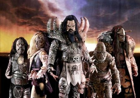 Lordi - promo band pic - 2016 - #MO9996600ILMNFSO