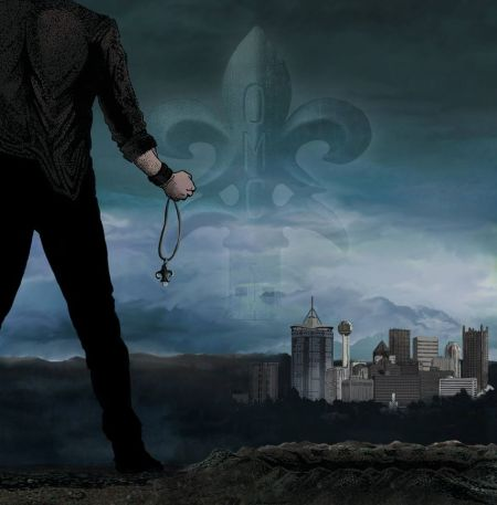 Operation Mindcrime - Resurrection - promo album cover pic - 2016 - #MO99ILMNGSO3