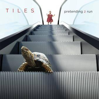 Tiles - Pretending 2 Run - promo album cover pic - 2016 - #MO09933ILMFNSO66