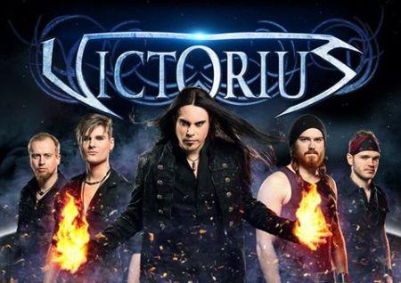 Victorius - promo band pic - 2016 - #MO99ILMFSO366363