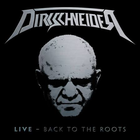 Dirkschneider - Live - Back To The Roots - promo album cover pic - 2016 - #ILMGSMOS8333